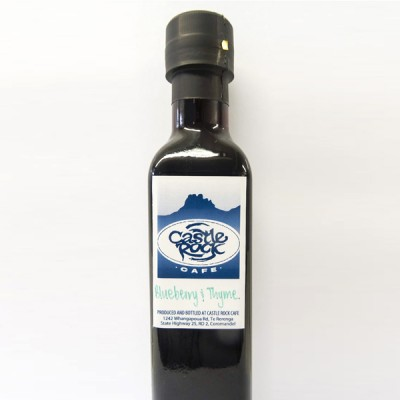 Castle Rock Cafe - Blueberry & Thyme Vinegar
