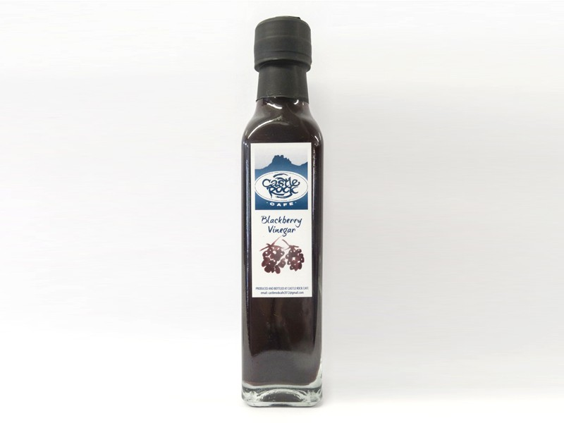 Castle Rock Cafe - Blackberry Vinegar