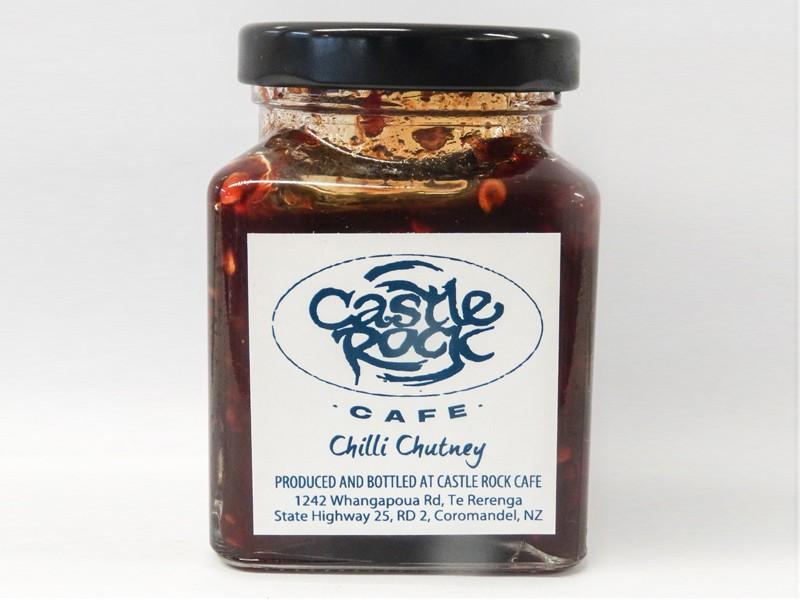 Castle Rock Cafe - Chilli Chutney