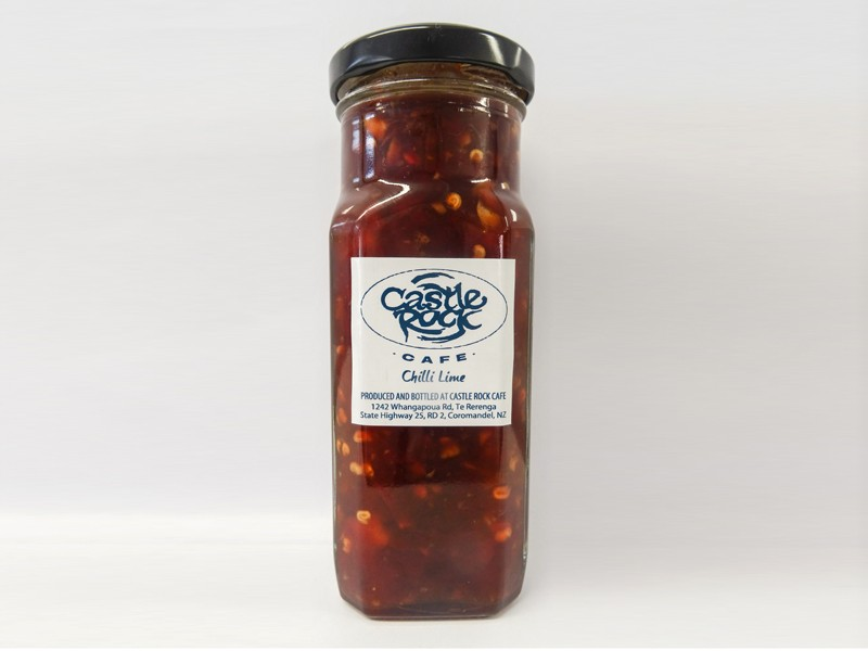 Castle Rock Cafe - Chilli Lime Chutney
