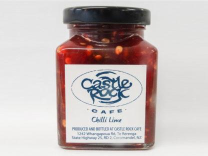 Castle Rock Cafe - Chilli Lime Chutney