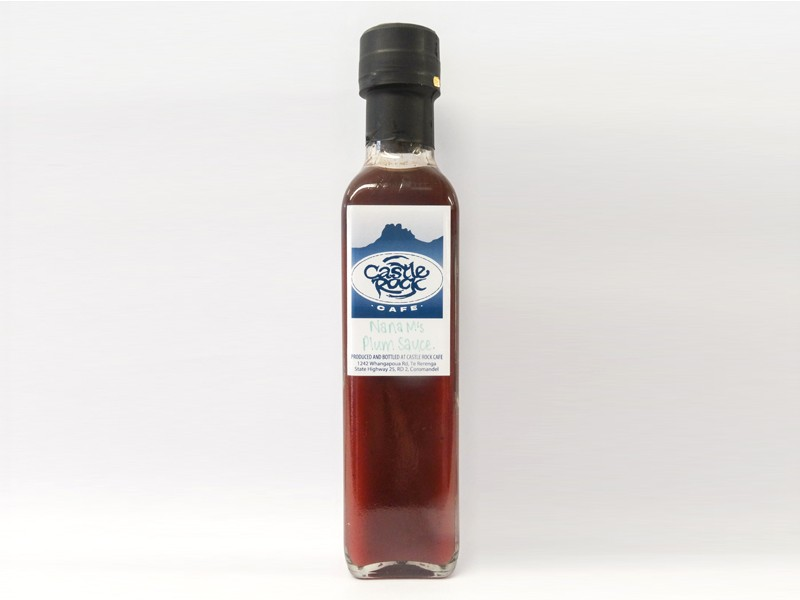 Castle Rock Cafe - Nana M's Plum Sauce
