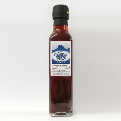 Castle Rock Cafe - Strawberry, Lemon and Mint Vinegar
