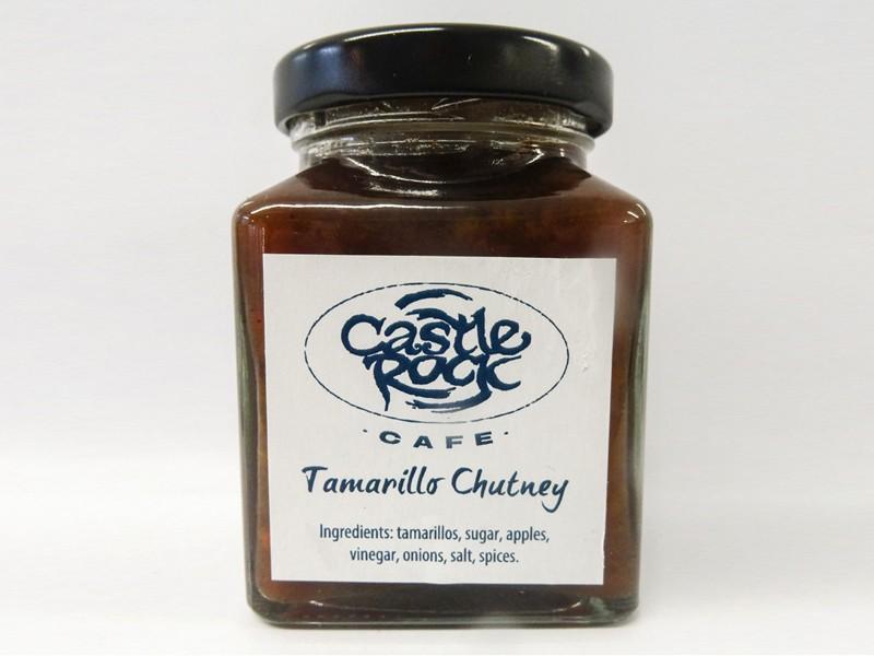 Castle Rock Cafe - Tamarillo Chutney