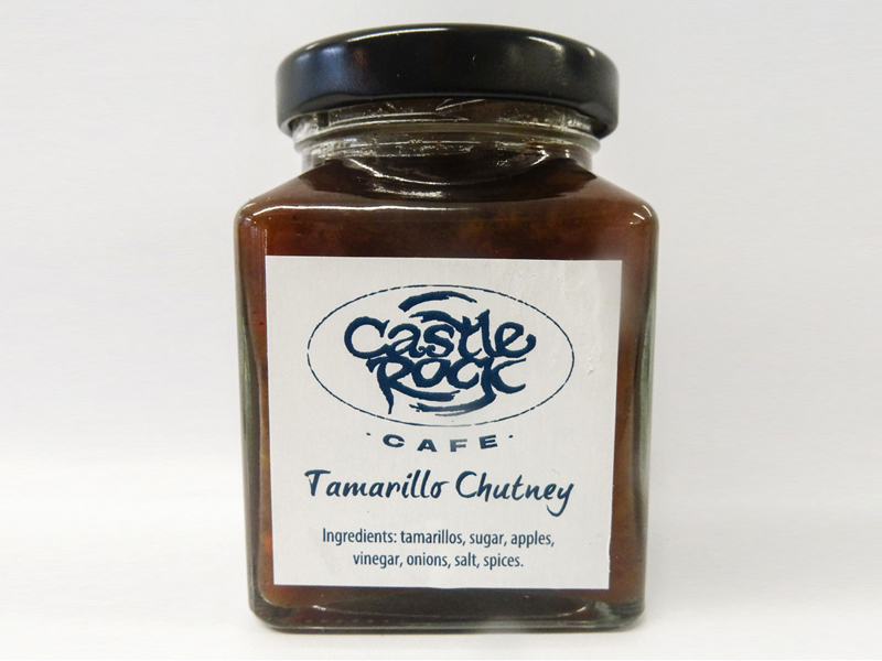 Castle Rock Cafe - Tamarillo Chutney