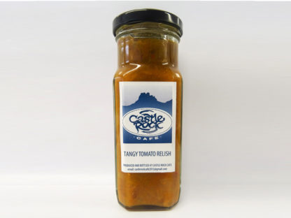 Castle Rock Cafe - Tangy Tomato Relish